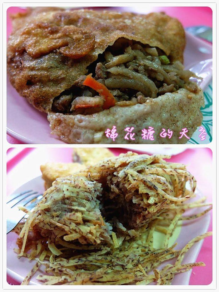 兩種點心 728x0 - 細妹蘿蔔絲餅,超「桑」稻草芋頭、香酥蘿蔔絲餅