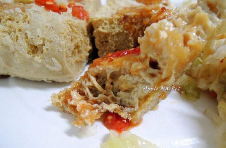 鄒家豆腐專賣店21臭豆腐@想吃豆腐也要乖乖排隊 一中街的排隊美食
