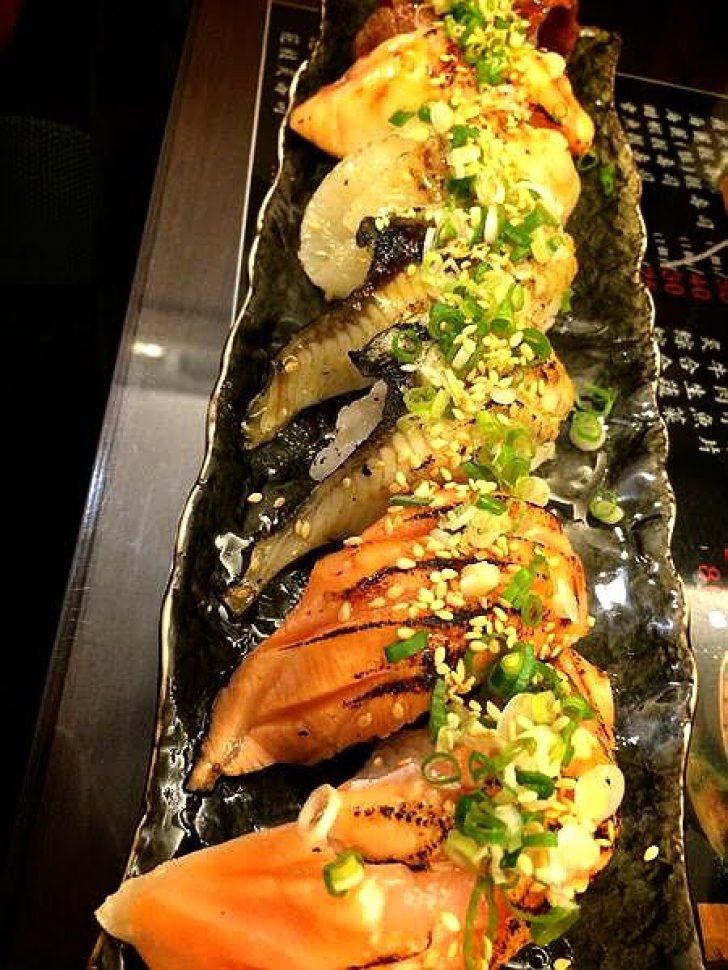 【台中長谷川壽司專賣店】巷弄裡的美味平價壽司