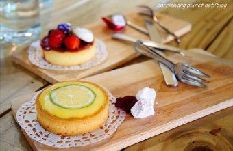 2015 07 04 195522 340x221 - 【台中逢甲】菈唯思法式甜點.La Vie Douce。塔類表現很出色,盤飾也很精美(停止營業