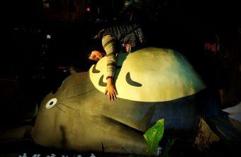 2015 07 11 100031 340x221 - 《台中小小景點》彩繪牆面不稀奇,立體龍貓現身大里小徑~公車,什麼時候來?