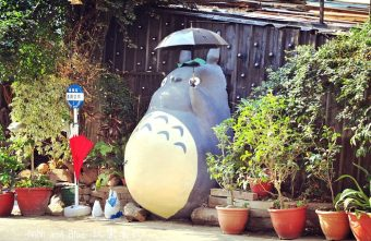 2015 07 22 231356 340x221 - 大里立體龍貓。多了小黑球與站牌內容。一起來和龍貓撐傘等公車吧!