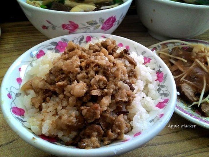 阿旺爺爺肉圓@北屯七十年老店 中式傳統古早味早午餐