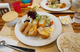 2015 08 02 212639 340x221 - 台中餐廳推薦 青木和洋食彩AOKI 好日式風的餐食 日式炸物 漢堡排大推薦 聽說甜點也不賴