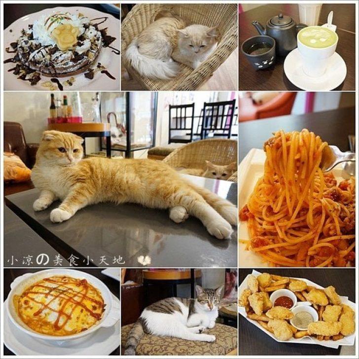 2015 08 15 220101 728x0 - (熱血採訪)隱藏在寧靜巷弄內的貓餐廳─IVORY TOWER CAF'E 象牙塔咖啡