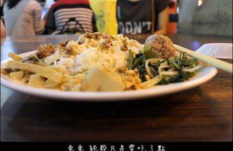 [台中]一中2街美食廣場 瓜肉王--銅板美食,瓜仔肉飯好吃!@一中 北區
