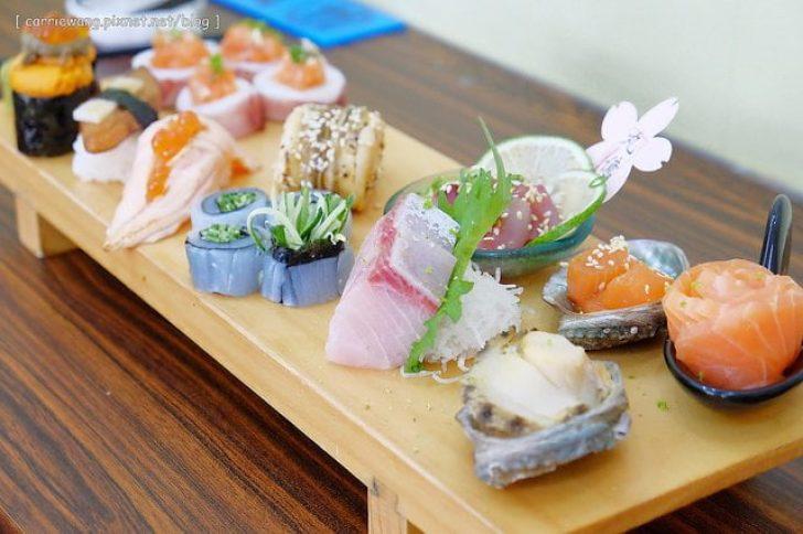 2015 09 10 112941 728x0 - 【台中北屯】丸億生魚片壽司。隱身在黃昏市場裡的日本料理店,現在有冷氣包廂環境更升級