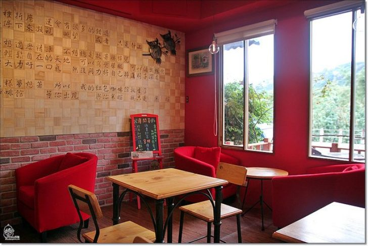 2015 09 10 122854 728x0 - 『熱血採訪』 台中北屯區紅色咖啡館-自家烘焙手沖精品莊園咖啡,座落大坑,一個緩慢慵懶、輕鬆、遠離塵囂只有咖啡香瀰漫的空間,9月13日前消費有8折優惠。