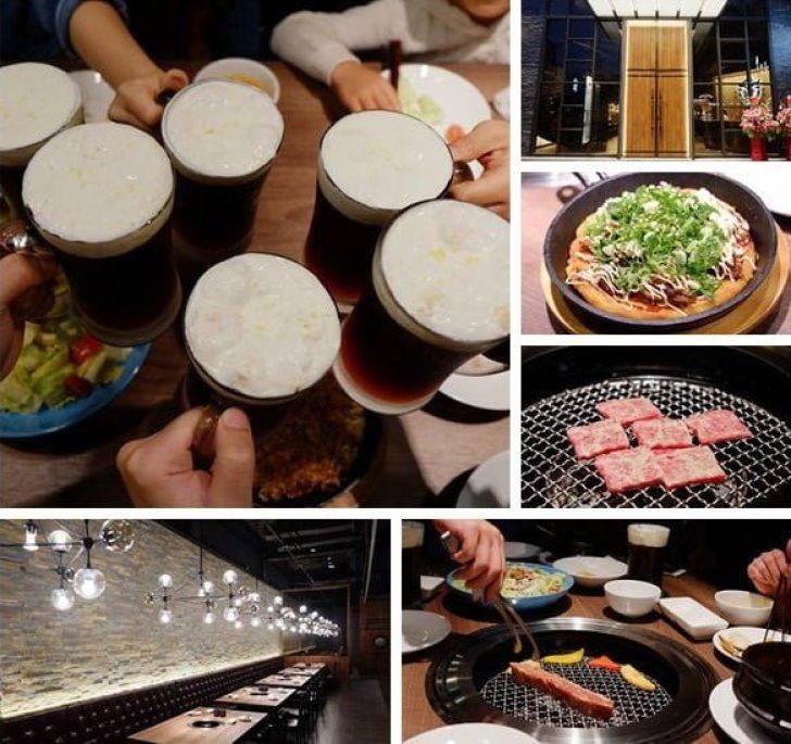 【熱血採訪】燒肉風間 - 中秋節就是要吃這一味啊!奶油啤酒搭配頂級和牛讚啦