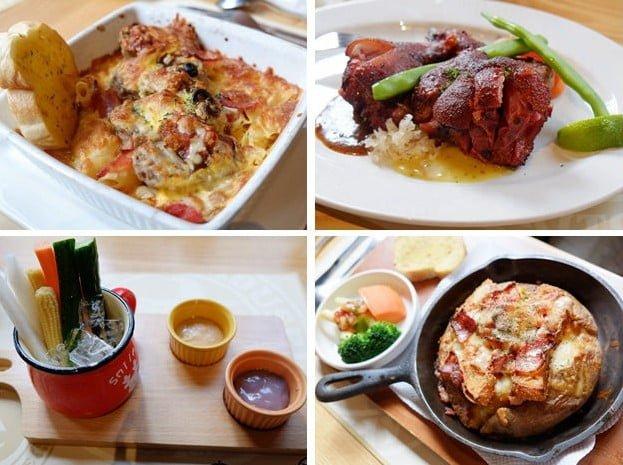 南瓜屋魔女露露的廚房 - 環境非常棒的台中勤美草悟道旁義式餐廳