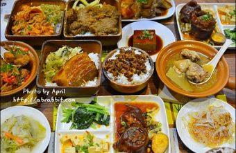 【熱血採訪】[台中]三郎食府--好吃的古早味香菇魯肉飯、豬腳飯、腿庫飯@北區 漢口路
