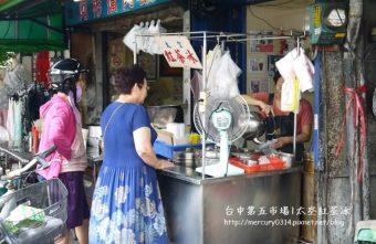 台中西區第五市場【太空紅茶冰】v.s.【阿義紅茶冰】樂群街必喝古早味紅茶,袋裝懷舊,TVBS食尚玩家推薦