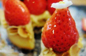 """2016 03 15 190959 340x221 - 《台中甜點》窩在巷子裡的甜點店""""窩巷""""季節限定草莓塔鮮紅欲滴~每日限量的喔!還"""