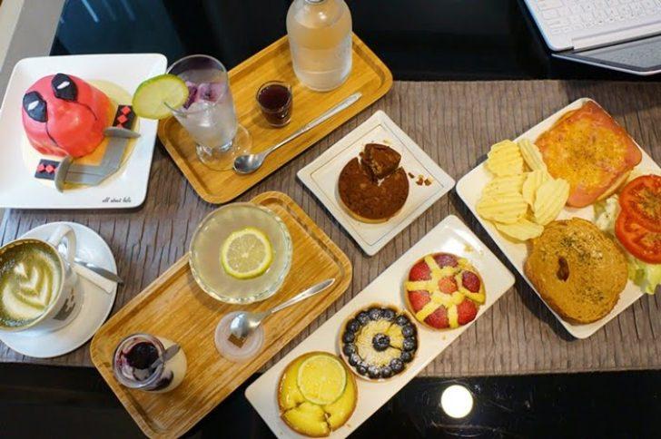 2016 03 29 205244 728x0 - [熱血採訪]新銳咖啡sensory cafe輕食 下午茶 有限量的英雄系列蛋糕甜點