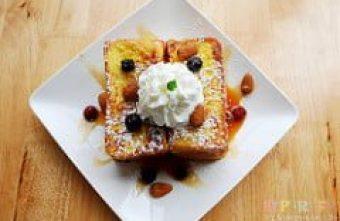 北屯區早午餐│包旺家bowwow焦糖小姐愛核糖,還有美式煎餅