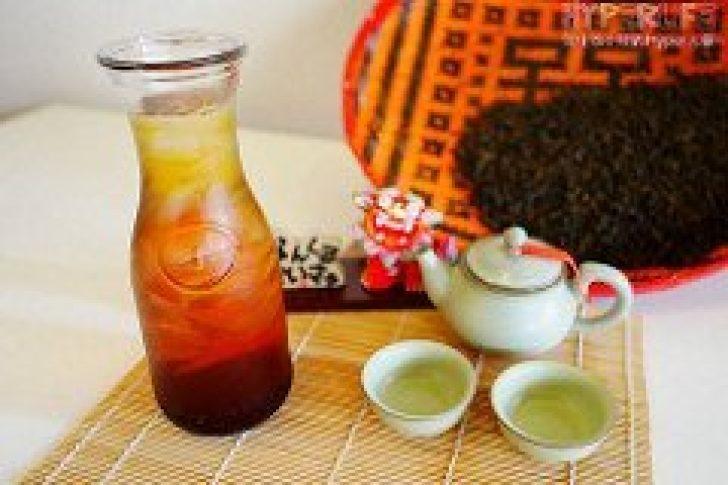 【熱血採訪】「手作現泡 康茶飲」就是要突破一般人對手搖茶店的認知,點單後才現秤茶葉並親手現泡一杯好茶飲,好喝看得見~~
