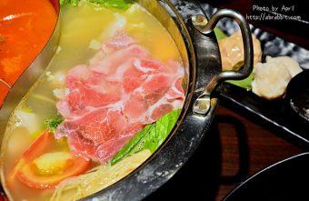【熱血採訪】[台中]昇鴻汕頭火鍋--舒適的環境、招牌扁魚蔬菜湯頭,台中火鍋推薦@西區 美村路