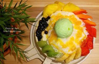 [台中]霜府手作--一中商圈附近的好吃雪花冰,還有手工豆花、嫩仙草、甜在心饅頭唷!@北區 一中街 太平路