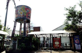 二十號倉庫@台中後火車站鐵道藝文空間 學生創作塗鴉彩繪好好拍 另有展覽