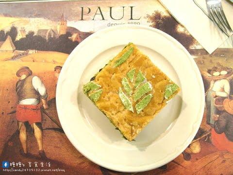 2016 11 28 225414 - PAUL保羅麵包沙龍 法式甜點PAUL 抹茶香頌節登場~多款抹茶系列甜點等你來品嘗!!期間限定,抹茶甜點、麵包第二件五折~