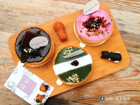 2016 12 15 083953 - 蒔初甜點 Originl'a Tart & Dessert  隱藏在台中動漫彩繪巷的手作甜點