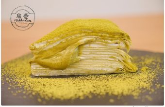 2017 02 20 225007 340x221 - 窩巷│邪惡的抹茶流沙千層與酒杯甜點