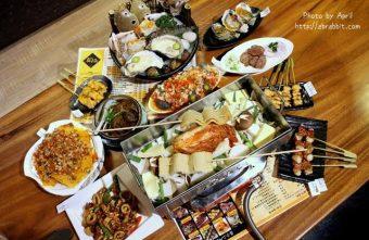 【熱血採訪】[台中]店小二--推薦韓式大長今海鮮鍋超豐盛!整顆韓式泡菜入鍋+滿滿海鮮!@西區 忠明南路 向上路