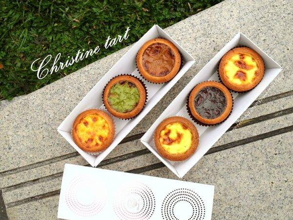 """2017 05 12 220544 - 克莉斯塔 Christine_tart 台中甜點大推薦~隱身在范特喜一號店的手作甜點""""克莉斯塔 """",來自新竹的新品牌,每日限量販售"""