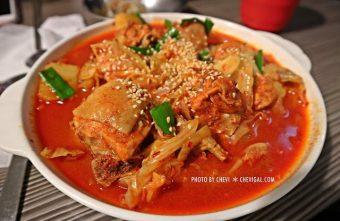 IMG 8028 1 340x221 - 東海商圈│韓屋*巷弄裡的平價韓式料理。香辣爽口不鎖喉。小菜白飯可續點