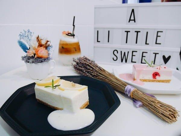 2017 07 28 223245 - 有點甜cafe A Littlesweet│文清風老宅甜點店,主打生乳酪及戚風蛋糕,飲料跟甜點都好美好美阿~