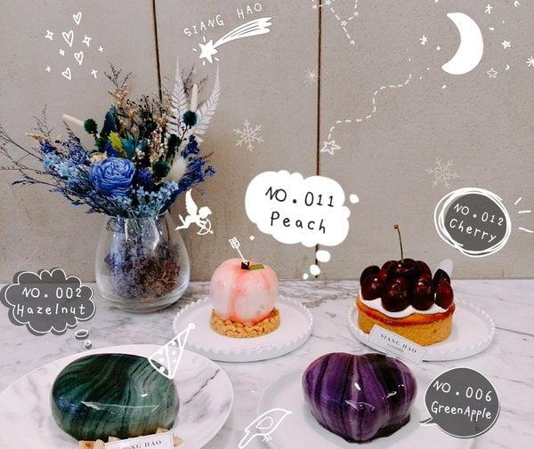 2017 07 31 212904 - SIANG HAO 手作甜點│美麗的鏡面大理石蛋糕,外表夢幻,滋味迷人