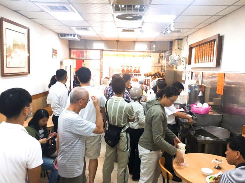 廣味燒臘快餐店