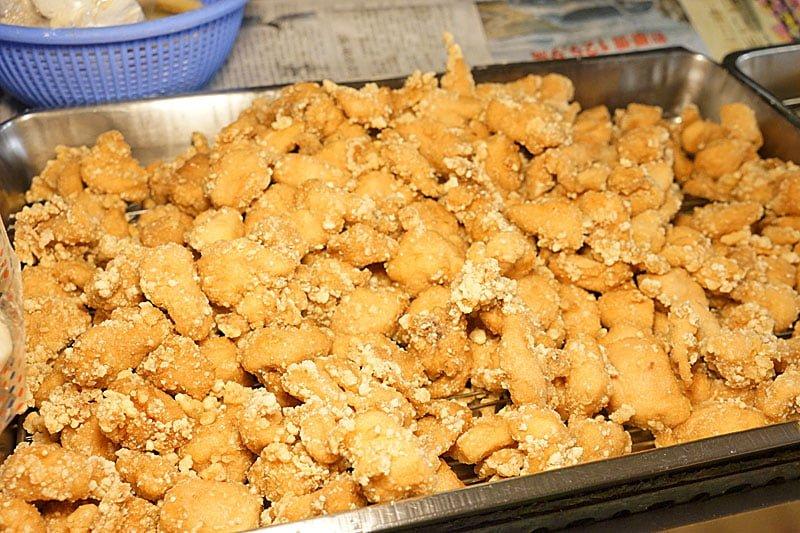 石敢當鹹酥雞