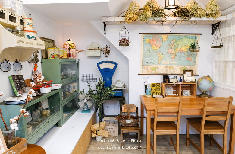 2017 11 05 095951 - Homely雜貨廚房 乾燥花、咖啡簡餐館,2.3樓婚紗攝影場地租借