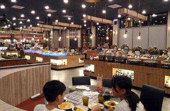 貴族世家鮮饌館 單點排餐320元起 自助式鮮作熟食炸物飲料冰淇淋吃到飽 台中青海店