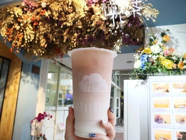 2017 11 20 084700 - 植作茶│主打零咖啡因穀茶,沒有販售茶葉的飲料店!!店裡頭還結合了美美乾燥花、穀穗花牆及乾燥花販賣機哦~