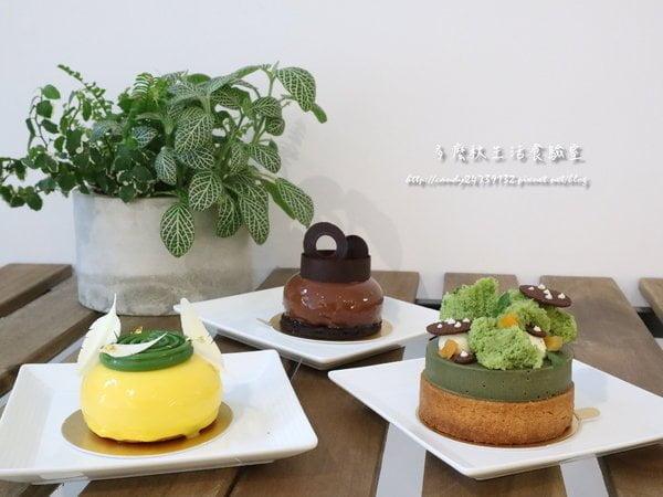 2017 11 25 204815 - Domochew Lab 多麼秋生活食驗室│北區新開的甜點店,靠近雙十國中,甜點超美,還有結合烘焙教室唷~
