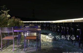 2017 11 25 224558 340x221 - 台中沙鹿│帆杋望海。超級隱密的夜景咖啡廳!繽紛色彩貨櫃屋在夜裡也超夢幻!