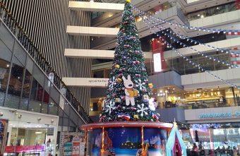 大魯閣新時代購物中心|全台最高的室內聖誕樹 麗莎和卡斯柏聖誕派對