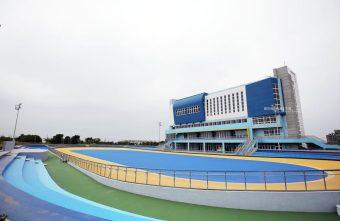 台中港區運動公園-台中首座大型運動公園落腳海線沙鹿.國際級正規滑輪溜冰場