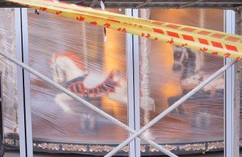 台中藏在貨櫃市集中的旋轉木馬即將登場!你知道在哪嗎?