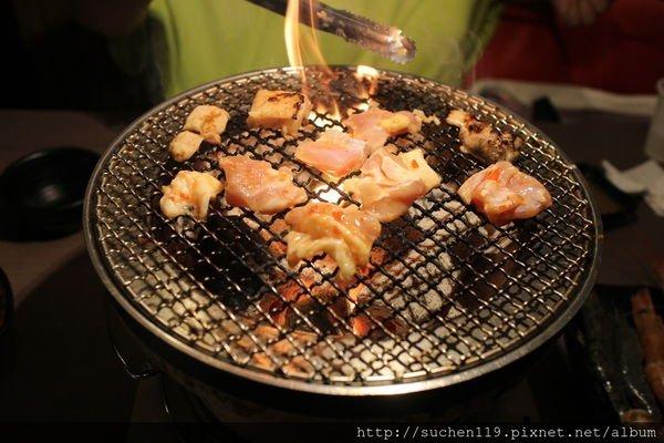 中和美食|武仕日式炭火燒肉吃到飽大口吃肉大口享受近捷運南勢角站