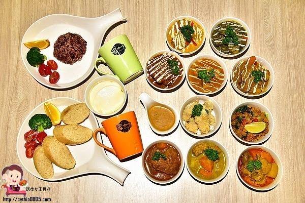 桃園市ATT美食推薦-家咖哩-平日午茶288吃到飽,十種咖哩任你選,還有飲料豆花無限續! (邀約)
