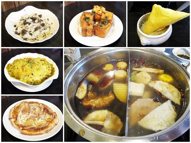 【桃園蘆竹南崁】獨家調配麻辣湯底吃到飽素食~不老林蔬香麻辣