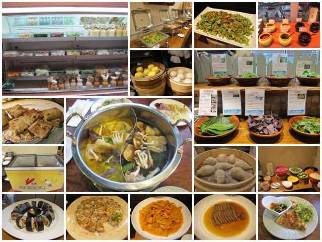 【桃園】歡樂夢想國(原河岸童話森林)~百食繪素食吃到飽自助餐廳