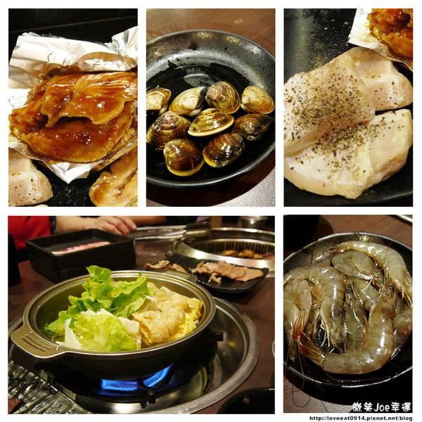 烤狀猿日式炭火燒肉,大口吃肉的好去處。