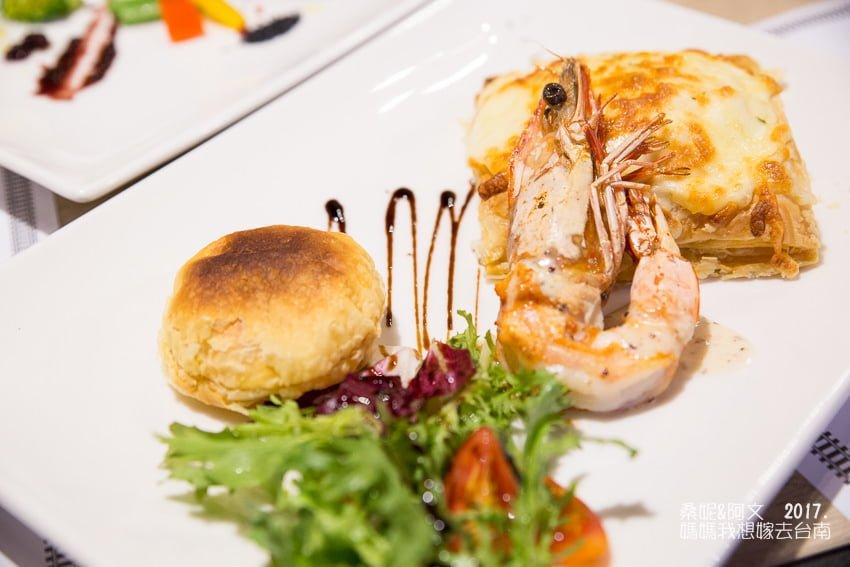 【台南東區】LATE Bistro 暮-餐酒館➤巷弄內的美味料理,晚上來放鬆一下,品嘗美食吧!