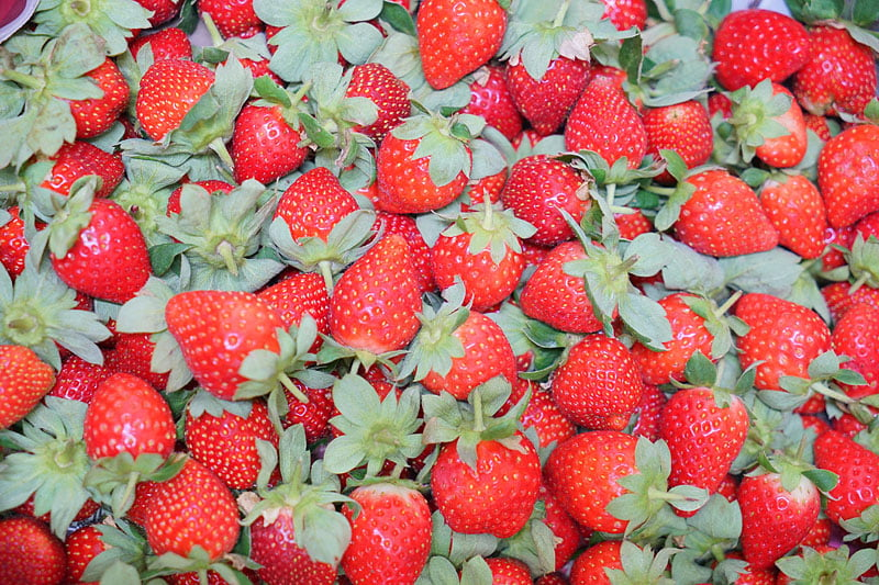 熱血草莓塔黑心的告白,一篇不知道該怎麼下筆的食記