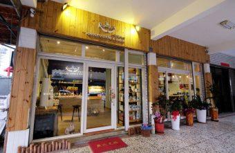 奇椏咖啡-藏身在沙鹿傳統菜市場裡的咖啡館
