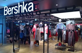 Bershka|ZARA姊妹品牌進駐中友百貨 還有開幕活動IG相片免費印